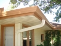 Cedarwood-Gutter-with-Sand-Beige-Siding---109-Woodland-Dr