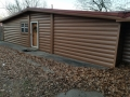 Log House Siding