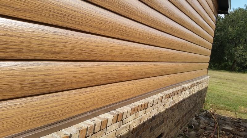 Log siding prices shed design cedar lap vinyl siding with for Steel log siding prices